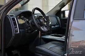 Ram Laramie Limited Interior 2015 Ram 1500 Laramie Limited Diesel Crew Cab 4x4 Review Web2carz