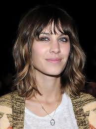 hairdo meck length alexa chung hair cuts layered neck length hairstyle popular