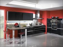 kitchen grey kitchen decor teal kitchen decor red and black