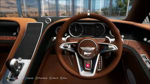 bentley exp 10 forza horizon 3 bentley exp 10 speed 6 concept youtube