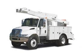 versalift v043 i elevated work platform waimea truck and crane