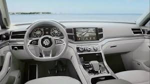 new volkswagen car new 2018 volkswagen atlas interior 2018 new volkswagen atlas
