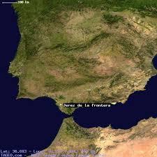 louisiana map city names jerez de la frontera andalucia spain geography population map