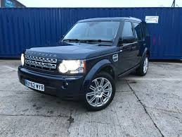 blue land rover discovery land rover discovery 4 3 0sd v6 255bhp auto 2012my hse 22 995