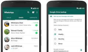 ora puoi archiviare le chat di whatsapp anche su google drive wired
