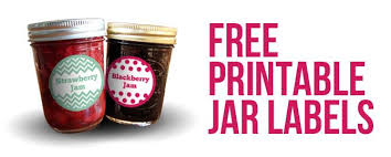10 best images of homemade jam jar labels free printables jelly