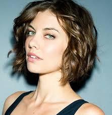 haircuts short curly hair medium short wavy hairstyles women medium haircut