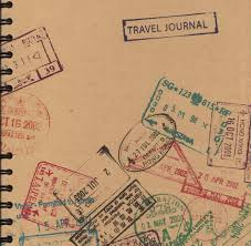 Travel journal age of innocence