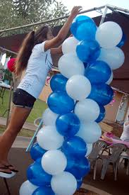 How To Make Sweet Decorations Balloon Columns U2013 Decorations Sweets Art Tent And Decorating Ideas