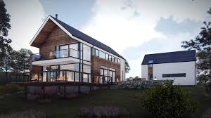 house architectural housing projects architectural design donegal