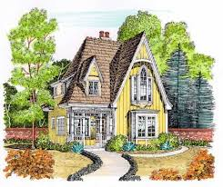 Small English Cottage Plans 25 Best Gothic Cottage Images On Pinterest Victorian Cottage