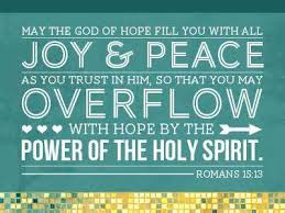 trust bible