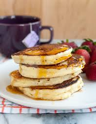 blueberry pancake recipe fluffy ricotta pancakes recipe ricotta pancakes and recipes