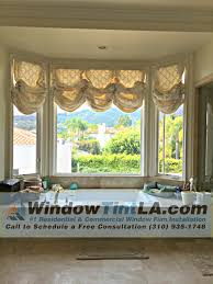 heat control window film for homes in los angeles window tint