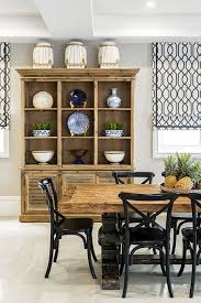 black dining table and hutch dining room with black dining chairs rustic timber dining table and