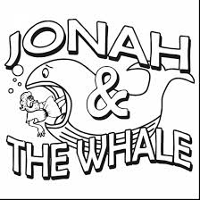 marvelous jonah and nineveh coloring pages with jonah and the