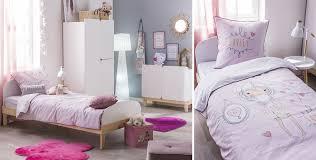 chambre fille alinea une chambre girly aux couleurs pastels univers des enfants