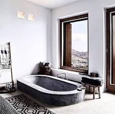 impressive modern homes interior bathroom and best 25 bathroom