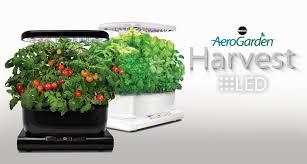 the smart countertop garden aerogarden harvest youtube