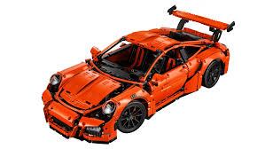 this lego porsche 911 gt3 rs is the ultimate summertime