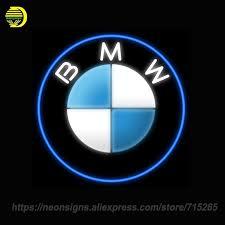 bmw car signs neon signs brand car logo bmw glass handcraft neon l