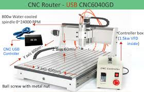 cnc usb 3 axis cnc6040 1 5kw spindle 2 2kw invert cnc router machine engraver