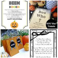 12 free you u0027ve been boo u0027ed halloween printables my frugal adventures