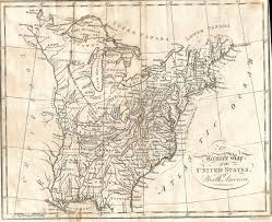 View Map Of The United States by 1800 U0027s Pennsylvania Maps