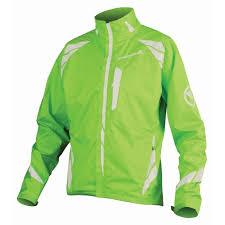 waterproof bike jacket endura luminite 2 waterproof jacket hi viz green shaka shop