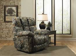 catnapper duck dynasty chimney rock lay flat recliner realtree