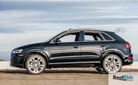 audi q3 19 inch wheels review 2016 audi q3 prestige 2 0t quattro rising subcompact