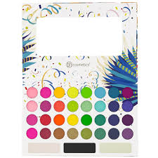 What Colour Is Brazil Flag Take Me Back To Brazil Eyeshadow Palette Bh Cosmetics