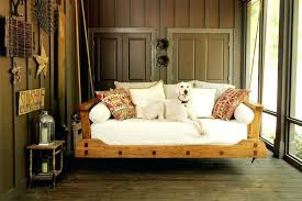 Daybed Porch Swing Daybed Porch Swing Lustwithalaugh Design Great And Ideas