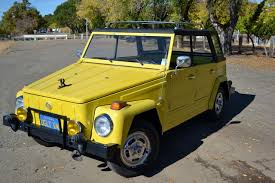 1973 vw thing auto show car for sale oldbug