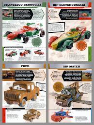 cars characters mater cars character encyclopedia book review pixar post