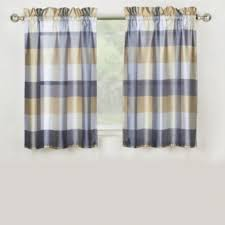 100 sidelight window treatments bed bath and beyond voile