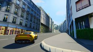 Paris World Map by Assetto Corsa Paris Style Open World Map Download Youtube