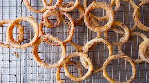 red onion rings images Crispy red onion rings munchies 84375