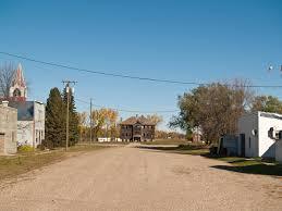 10 most smallest rural towns in north dakota