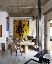 Home Elements Design Studio San Francisco Tour A Raw Refined San Francisco Home Artistic Interior Design