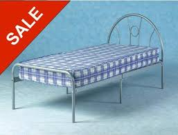 Cheap Bed Cheap Single Metal Bed 3 Ft