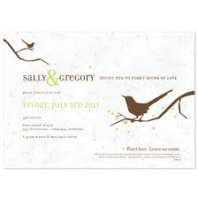 plantable wedding invitations song plantable wedding invitation plantable wedding invitations