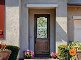 glass entry door inserts wrought iron glass door inserts in