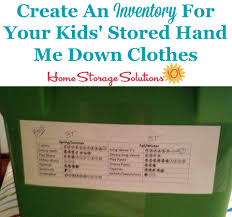 Clothing Storage hand me down kids clothes storage ideas u0026 organizing tips