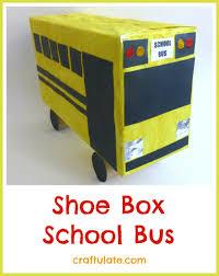 shoe box bus craftulate