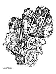 2002 chevrolet malibu serpentine belt routing and timing belt diagrams
