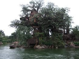 tarzan u0027s treehouse wikipedia