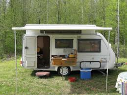 best light travel trailers awesome ultra light travel trailers with outdoor kitchens ideas also