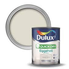 dulux interior jurassic stone eggshell wood u0026 metal paint 750ml