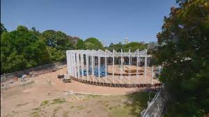 Botanical Garden Sydney by The Making Of The Calyx At The Royal Botanic Garden Sydney Youtube